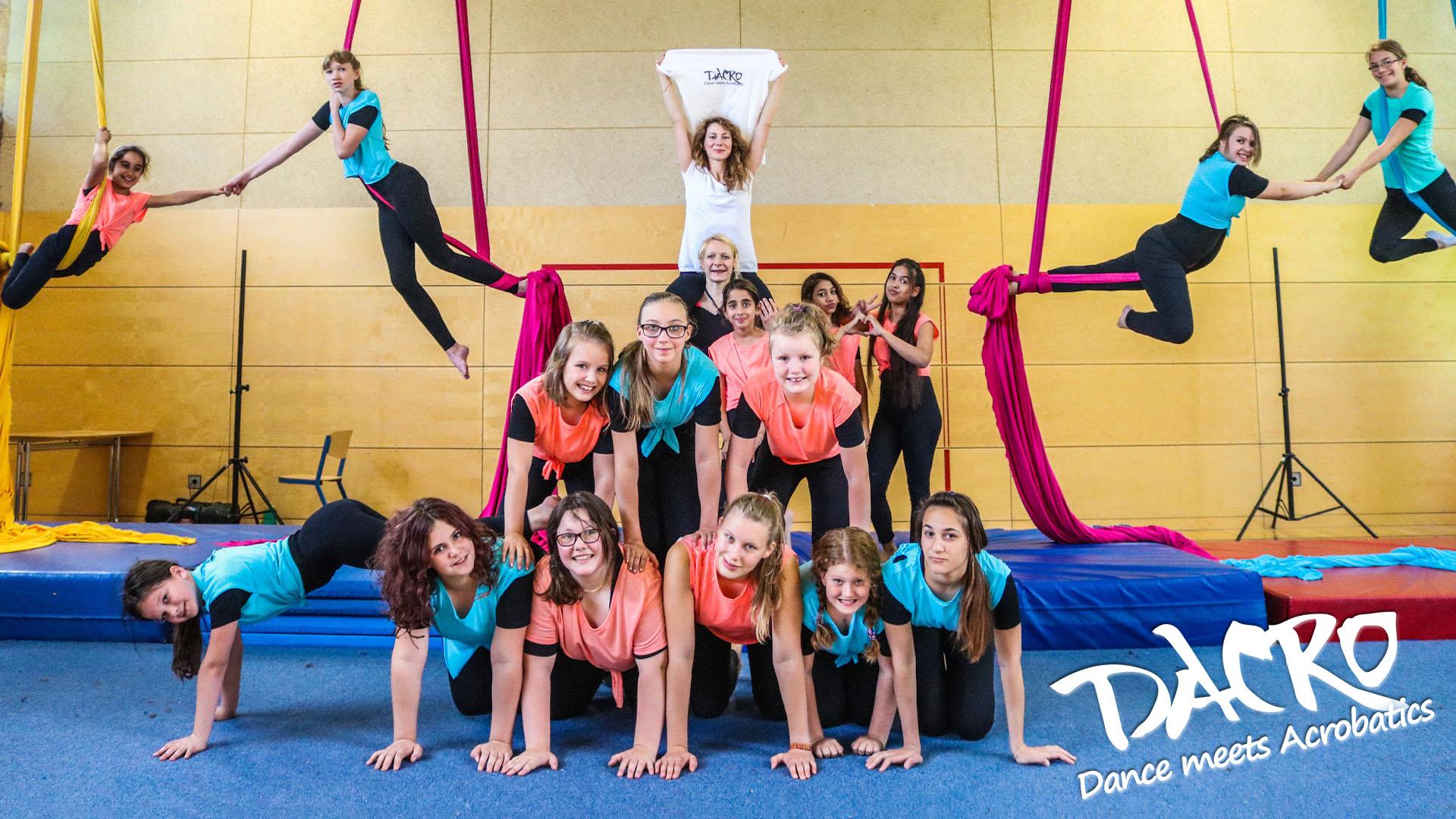 DACRO Dance meets Acrobatics Titelbild