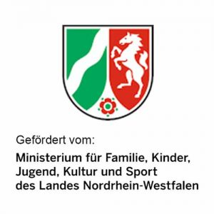 Logo Ministerium für Familie, Kinder, Jugend, Kultur und Sport des Landes NRW